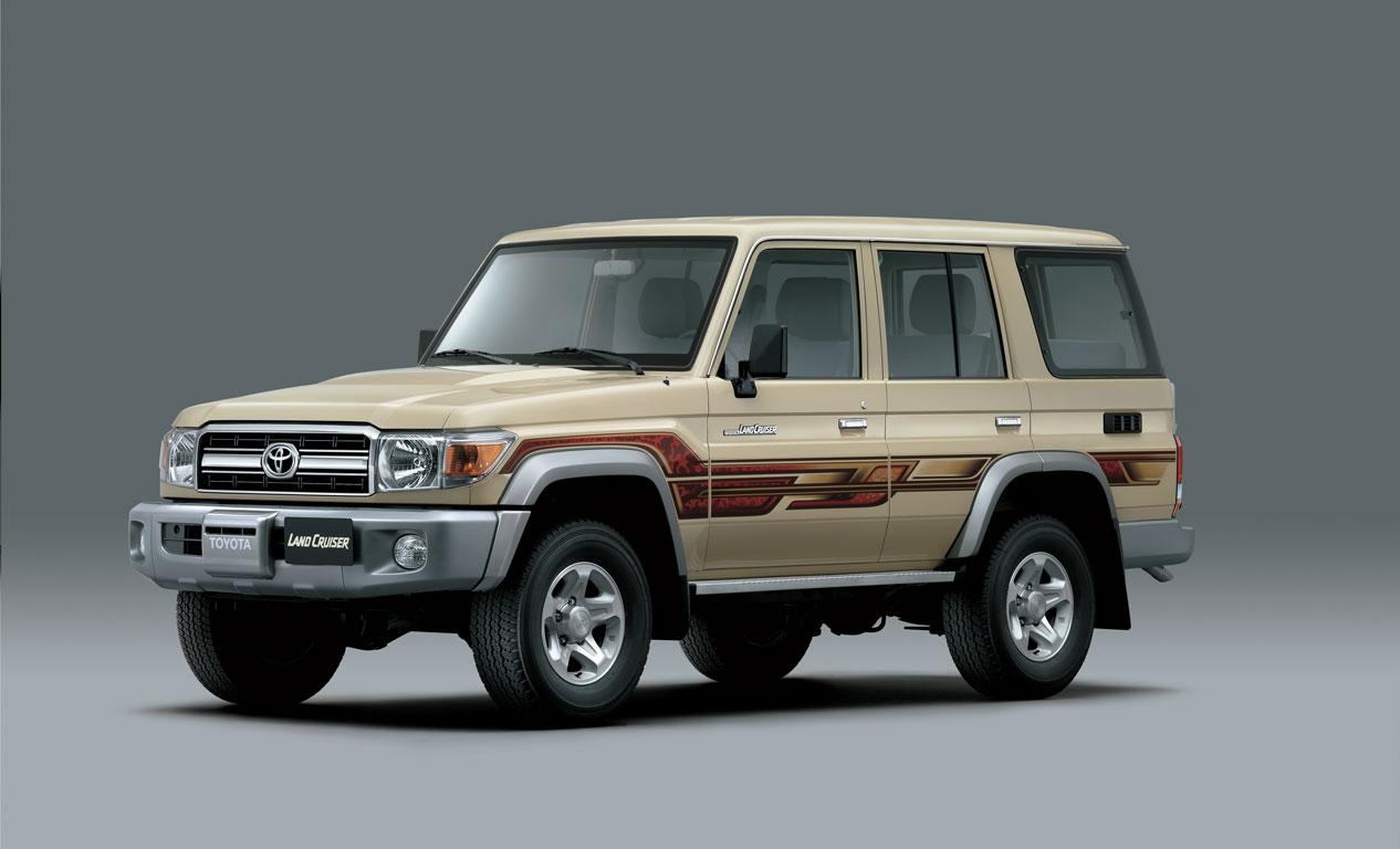 Toyota Parts Dealer >> Toyota Land Cruiser 76 Hardtop MWB — Hinoto S.A.
