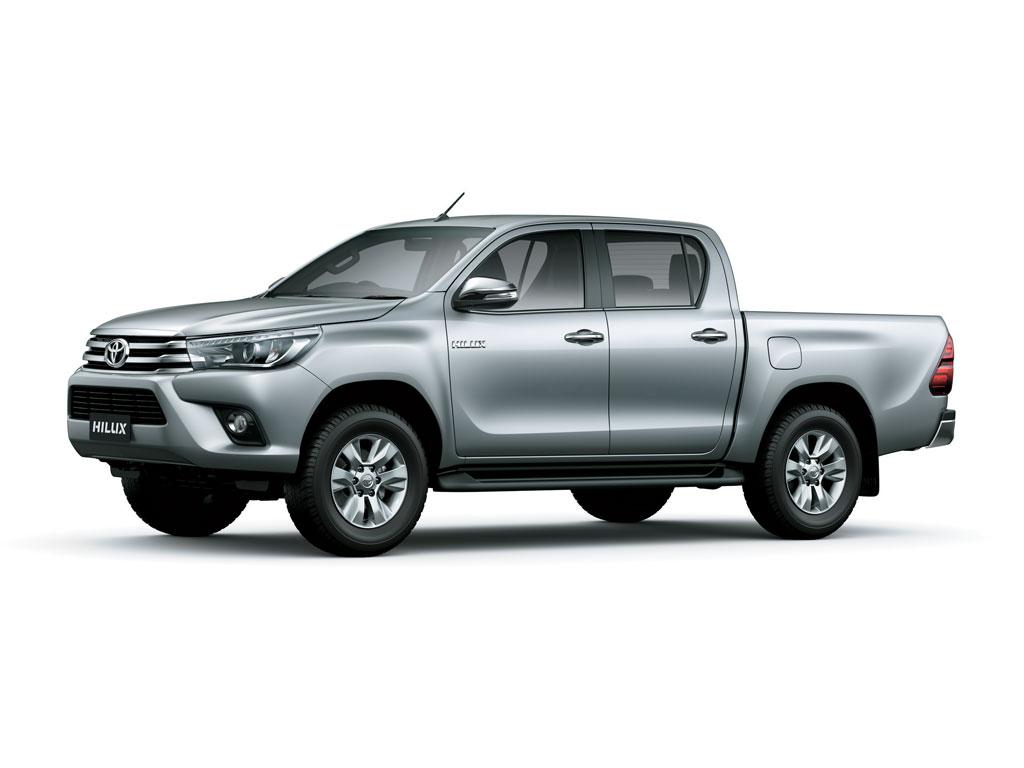 Toyota Land Cruiser Diesel >> Toyota Hilux — Hinoto S.A.
